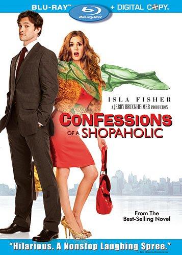 Confessions of a Shopaholic [Blu-ray] DVD