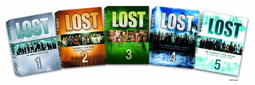 Lost: The Complete Seasons 1-5 DVD