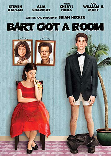 Bart Got a Room DVD