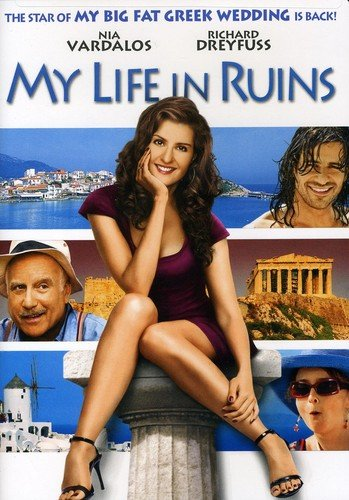 My Life in Ruins DVD