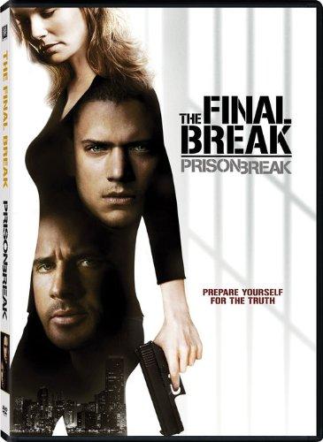 Prison Break: The Final Break DVD