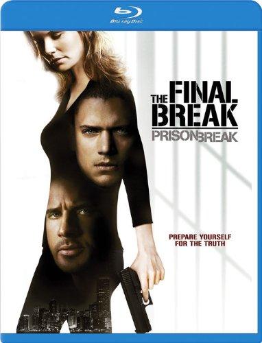 Prison Break: The Final Break [Blu-ray] DVD