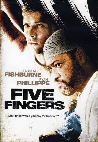 Five Fingers DVD