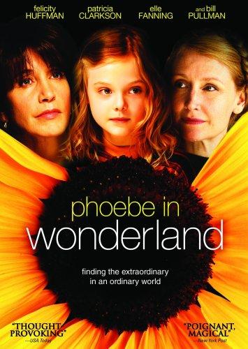 Phoebe In Wonderland  DVD