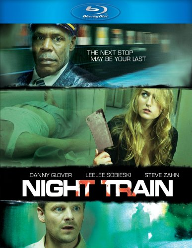 Night Train [Blu-ray] DVD