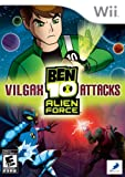 Ben 10 Alien Force: Vilgax Attacks (2009) (Video Game)