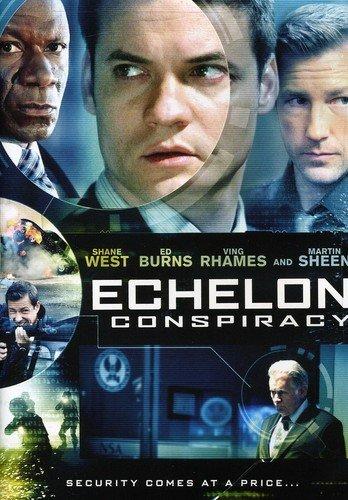Echelon Conspiracy DVD