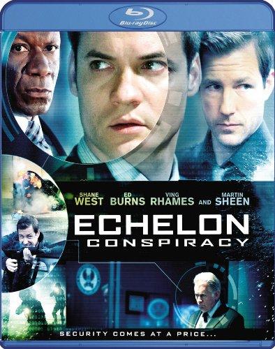 Echelon Conspiracy [Blu-ray] DVD