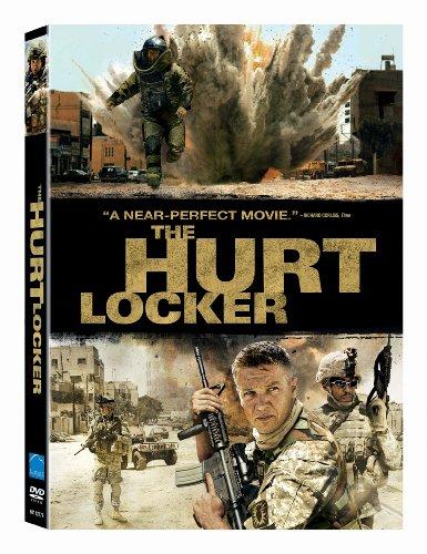 The Hurt Locker DVD
