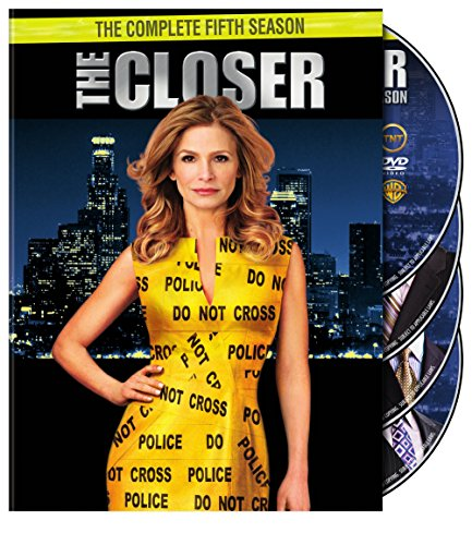 The Closer: The Complete Fifth Season DVD