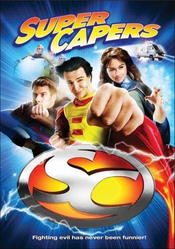 Super Capers DVD