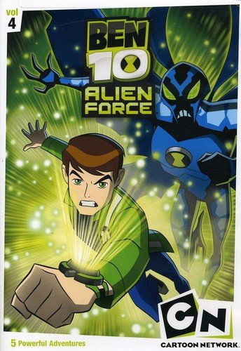 Ben 10: Alien Force, Vol. 4 DVD