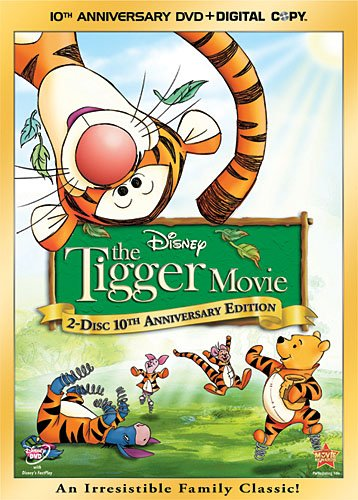 Get The Tigger Movie On Video