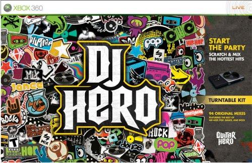 DJ Hero part of Guitar Hero