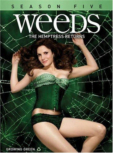 Weeds - Season 5 DVD