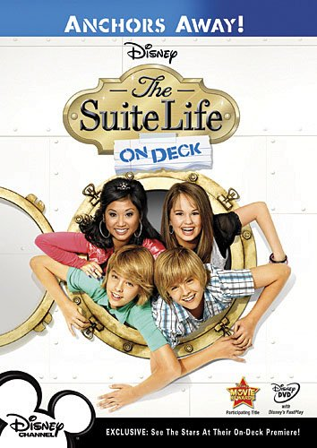 The Suite Life on Deck: Anchors Away! DVD