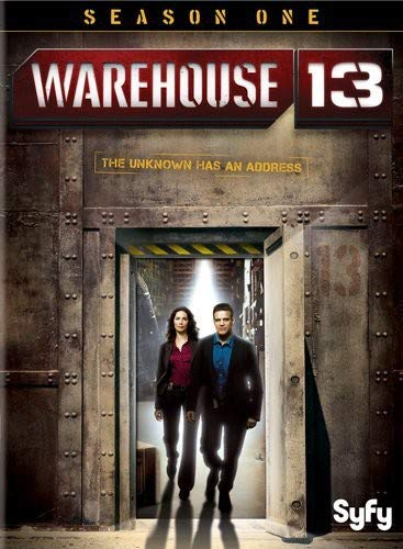 Second Chance part of Warehouse 13 Season 4