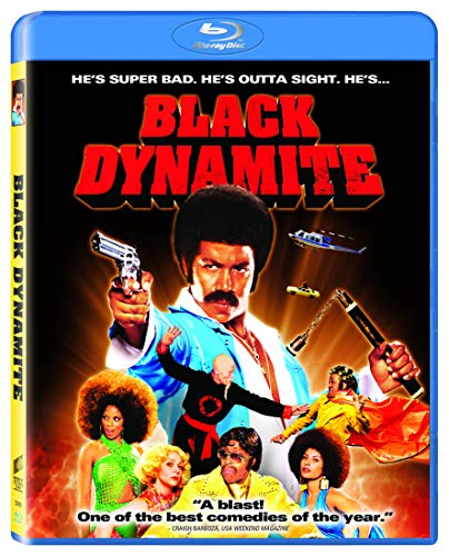 Black Dynamite [Blu-ray] DVD