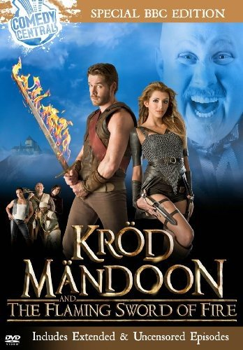 Krod Mandoon & The Flaming Sword of Fire DVD