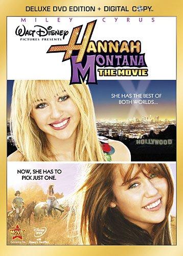 Hannah Montana: The Movie  DVD