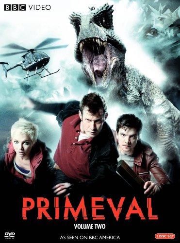 Primeval, Vol. 2  DVD