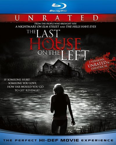The Last House on the Left  DVD