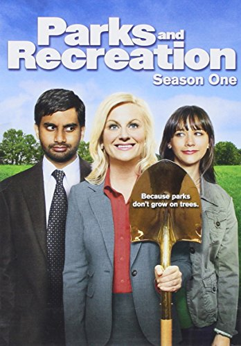 Parks and Recreation Season 1 DVD