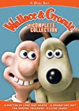 Wallace and Gromit (1989) (Movie Series)