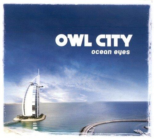 Album Cover: Ocean Eyes
