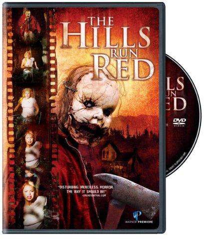 The Hills Run Red DVD