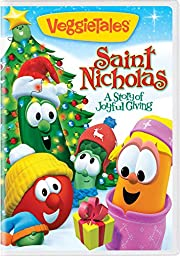 Veggietales: Saint Nicholas, A Story of…