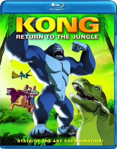 Get Kong II: Return to the Jungle On Video