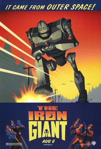 Get The Iron Giant On Blu-Ray
