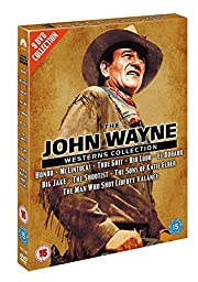 The John Wayne Westerns Collection [DVD] –…
