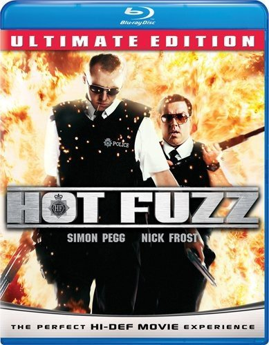 Hot Fuzz  DVD