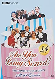 Are You Being Served? The Complete…