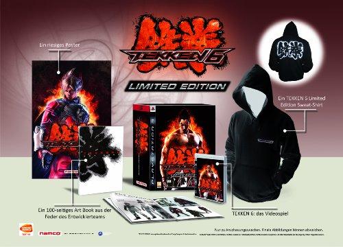 Tekken Archiv Seite 2 Comicforum Sponsored By Carlsen Und