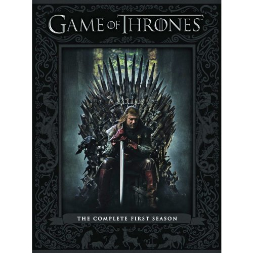 Game of Thrones: The Complete First Season DVD