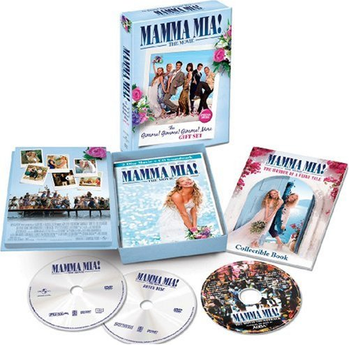 Mamma Mia! The Movie - Gimme! Gimme! Gimme! DVD Gift Set Version DVD