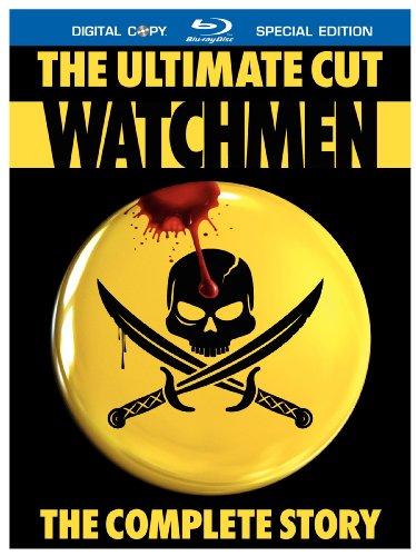 Watchmen: The Ultimate Cut [Blu-ray] DVD