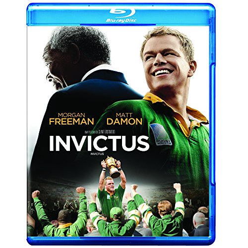 Invictus [Blu-ray] DVD