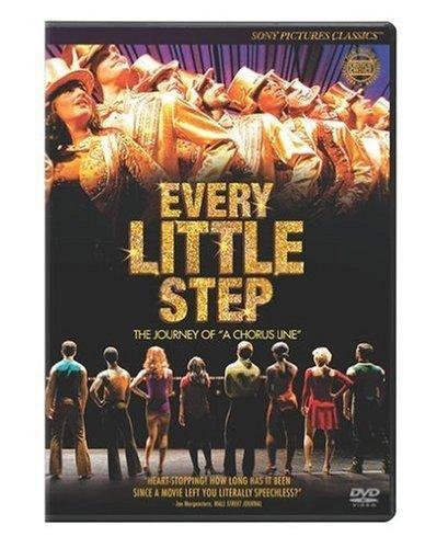 Every Little Step DVD