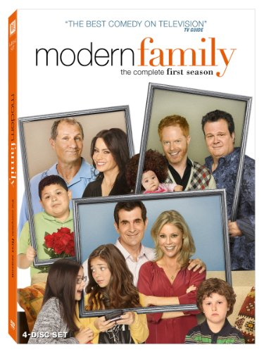 Halloween part of Modern Family Season 2
