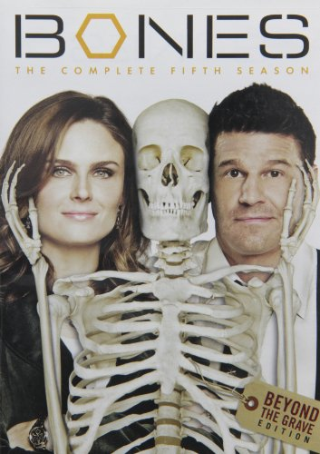 Bones: Season Five DVD