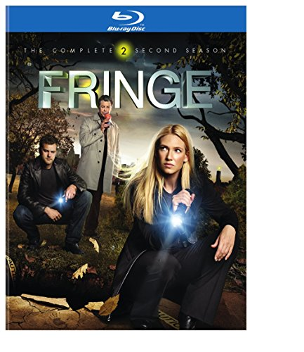 Fringe: The Complete Second Season [Blu-ray] DVD