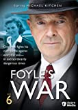 Amazon.com: Foyle's War: Set 6: Michael Kitchen, Anthony Howell: Movies & TV cover