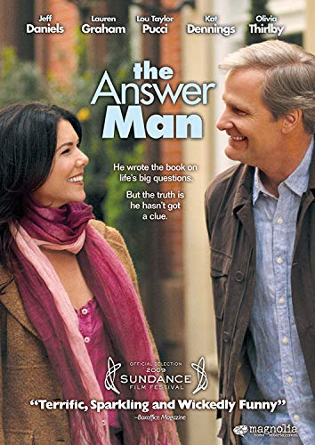 The Answer Man DVD