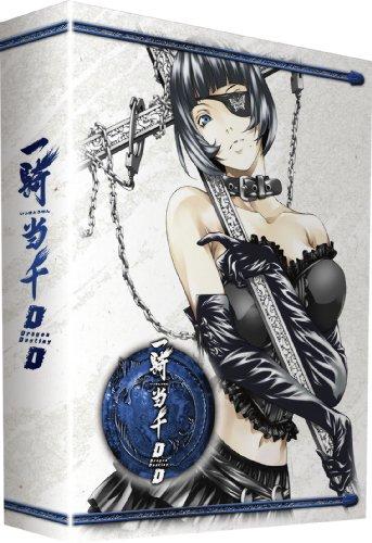 一騎当千Dragon Destiny DVD-BOX