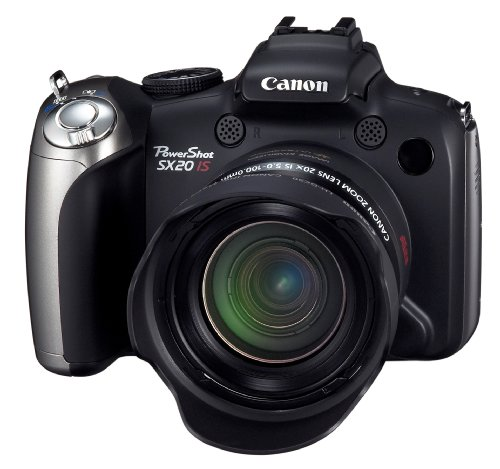Canon Powershot SX20IS 12.1MP Digital Camera
