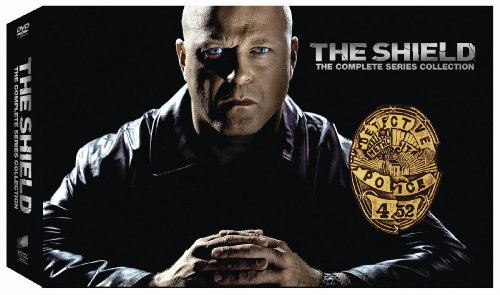 The Shield: Complete Series DVD